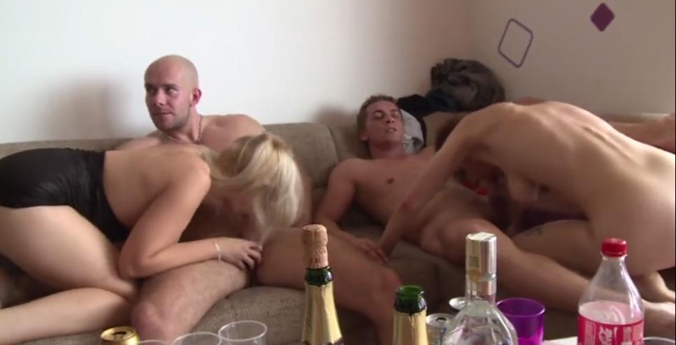Amatőr orgia szex